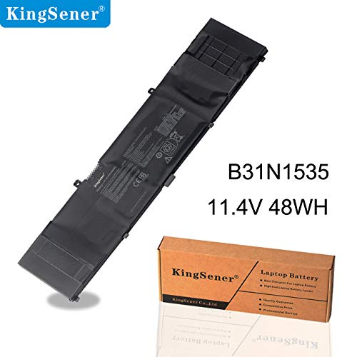 Kingsener 11.4V 48WH B31N1535 Laptop Battery for ASUS ZenBook UX310 UX310UA UX310UQ...