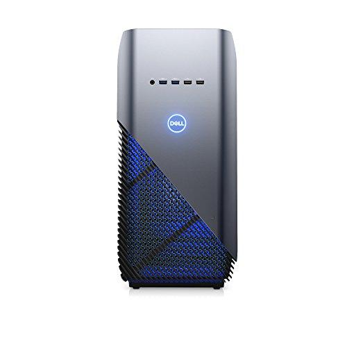 Dell Inspiron Gaming Desktop 5680 w/ Intel Core i7-8700 - i5675-7813BLU-PUS (Renewed)