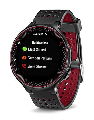 Garmin - Forerunner 235 - Montre de Running GPS avec Cardio au Poignet (Ecran : 1,23 pouces) -...