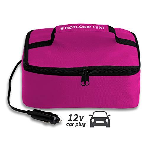Hot Logic Food Warming Tote 12V, Lunch, Pink