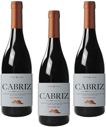 Cabriz Reserva - Vino Tinto - 3 Botellas