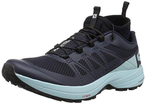 Salomon Women's XA Enduro W Trail Running Shoe, night sky, 8 M US