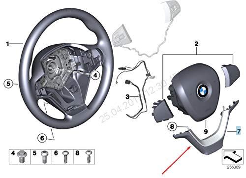 GTV INVESTMENT X3 F25 Lenkradhülle 32306798537 6798537 2015 Neu Original