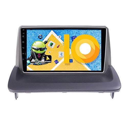 ZWNAV 9 Pulgadas Android 10.0 Radio de Coche estéreo para automóvil Autoradio para Volvo S40 C30 C70 2006-2012 Navegación GPS Bluetooth DSP Carplay Radio HD Pantalla táctil WiFi SWC