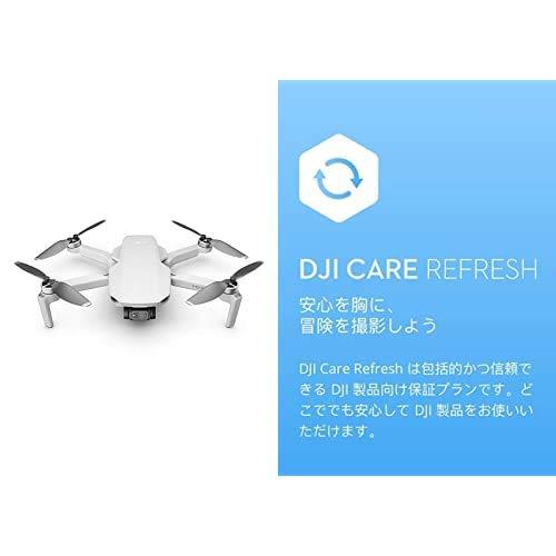 DJI MINI 2 Drone with Camera, Small, Gray + DJI Care Refresh (2 Year Version)