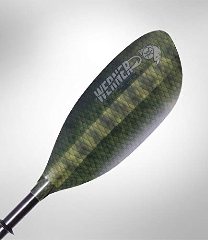 Oliver Werner Shuna Hooked Fishing Paddel Angelpaddel Lverlook Doppelpaddel