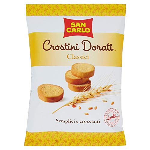 San Carlo Crostini Dorati, 75g