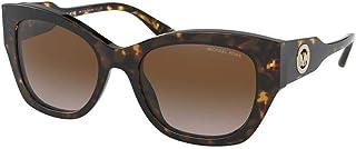 نظارة باليرمو الشمسية بتصميم مربع من مايكل كورس، مقاس 53 ملم، MK2119