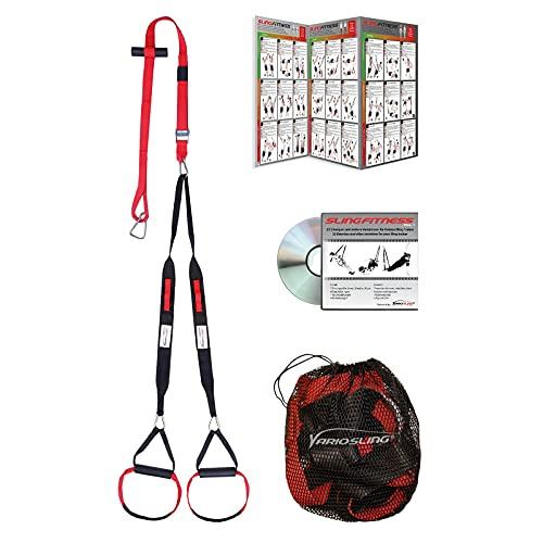 Variosling Professional Schlingentrainer DVD, Türanker Sling Trainer Professional Modell 2021