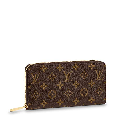 Louis Vuitton Zippy Wallet Monogram Canvas (Coquelicot)