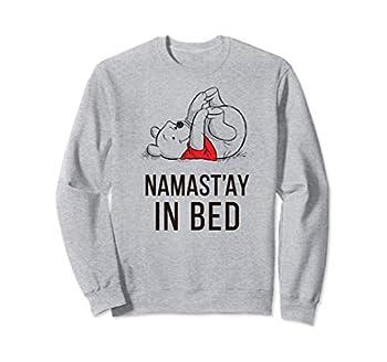 Disney Winnie the Pooh Namast ay Sweatshirt