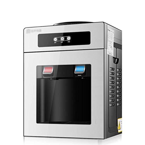 KTDT Distributeur d'eau chaude/froide Mini refroidisseur automatique électrique de Bureau pour Bureau à Domicile, 3 Modes, Parfait pour Les Bureaux et Les salles de réunion