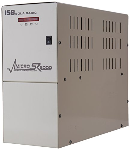 sola basic 450va fabricante Industrias Sola Basic