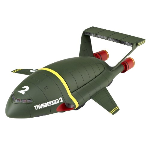 SCI-FI Revoltech SERIES No.044 THUNDERBIRDS 2 Thunderbird No. 2 (japan import)