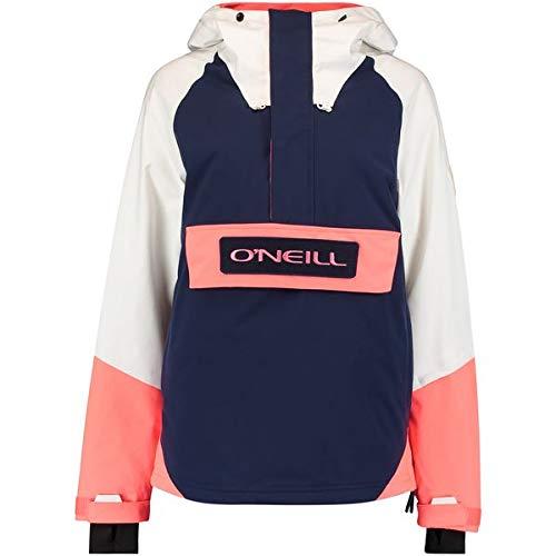 O'Neill Damen O'Riginals Anorak Jackets Snow, Powder White, XS