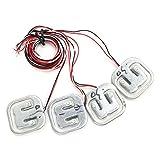 Módulo Amplificador Medidor De Tensión Sensor De Ponderación HX711Báscula Corporal Sensible Al Peso Para DIY