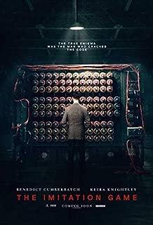 MariposaPrints 66613 The Imitation Game Movie Benedict Cumberbatch Decor Wall 16x12 Poster Print