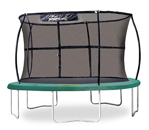 JumpKing Gartentrampolin JumpPOD - ø 427 cm