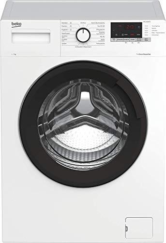 Beko WML71434NPS1 Waschmaschine/ Multifunktionsdisplay mit Startzeitvorwahl 0-19 h/ Pet Hair Removal/ Watersafe