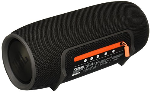 JBL Xtreme Portable Wireless Bluetooth Speaker (Black)