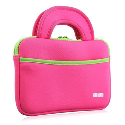 Tab Schutz Tasche für Dragon Touch Y88X Pro Kinder Tablet (Rosa)
