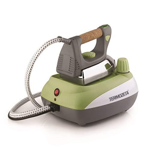 Termozeta - Lea ferro da stiro a carica continua potenza 2000 watt colore verde/grigio