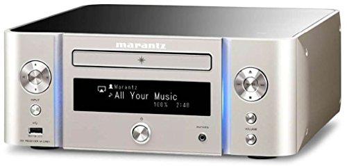 Marantz mcr611/N1SG receiver netwerkkabel en speler cd compact, zilver/goud