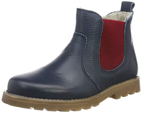 bellybutton Mädchen Kenny Chelsea Boots, Mehrfarbig (Navy NAV), 27 EU