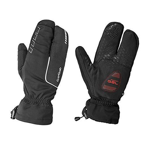 GripGrab Handschuhe Winter Nordic Gloves, Schwarz, M