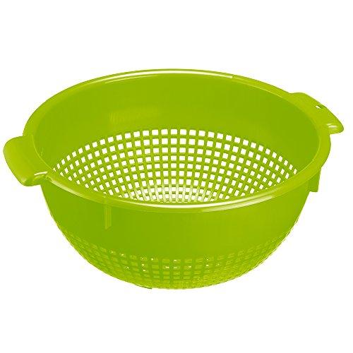 Westmark Salatseiher, apfelgrün, Ø 26 cm
