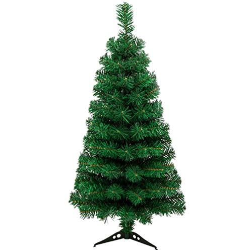 Amosfun Árvore de Natal Pequena Artificial, 60 cm