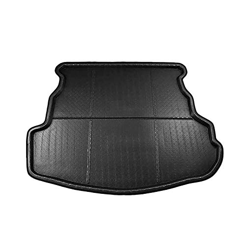 Coche Goma Alfombrillas para maletero, para Mazda 6 2008-2012 Antideslizante Tapete La Bandeja del Piso Boot Liner Mat Accesorios De Interior