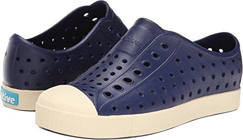 Native Jefferson Slip-On Sneaker,Regatta Blue,6 Medium US Toddler