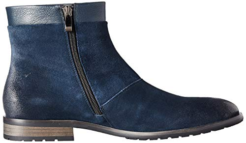 English Laundry Men's Brodie Fashion Boot, Navy, 13 M US