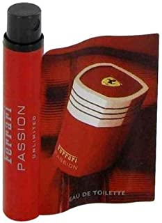 Ferrari Passion for Men 1.2 Ml Eau De Toilette Mini Spray Sampler Vial