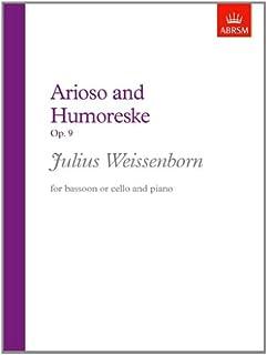 Arioso and Humoreske, Op. 9