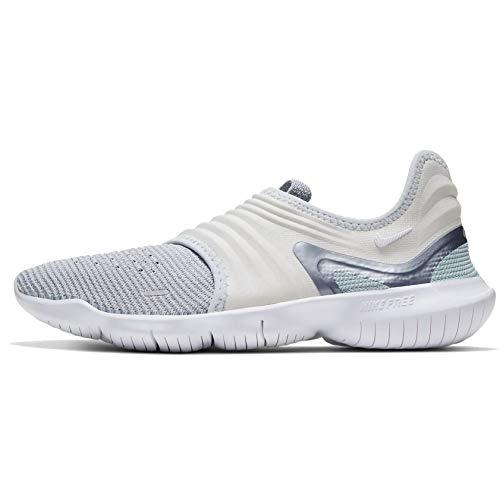 Nike Womens Free Rn Flyknit 3.0 Womens Aq5708-007 Size 8