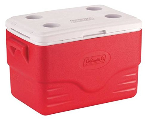 Coleman® 36qt Performance Cooler - Red