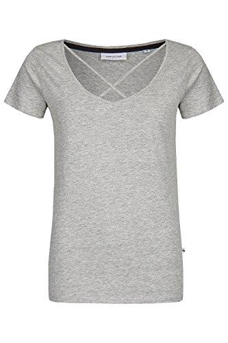 Greystone Damen T-Shirt 30102070 grau, Gr.XS