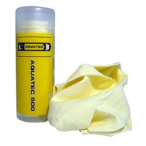 Innotec Aquatec 500 Trockentuch Reinigungstuch Autoleder Pkg Stück