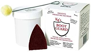kg's boot guard brown