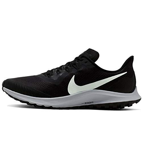 Nike Men's Trail Running Shoes, Grey Oil Grey Barely Grey Black Wolf Grey 2, Women 2