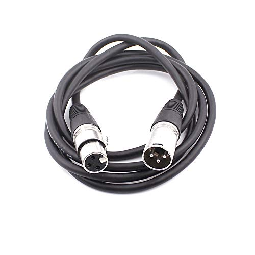New Microphone 0.3/0.5/1/1.5/2/5/10M Cable Ugood XLR Cable Microphone Lead Male to Female Line Stere...