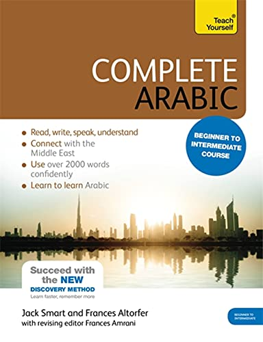 Compare Textbook Prices for Complete Arabic Beginner to Intermediate Course: Learn to read, write, speak and understand a new language with Teach Yourself Complete Language Learning series 3 Edition ISBN 9781444195163 by Altorfer, Frances