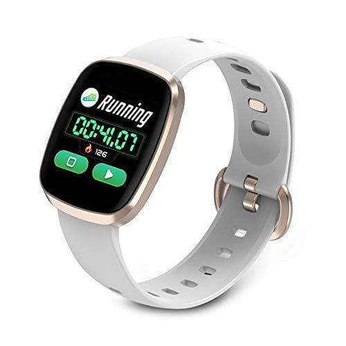 Fitnesstracker 2019 Fitnesstracker, waterdicht, bluetooth, smartwatch hartslagmeter, muziekbesturing, smartband, calorieënteller, stappenteller, pedomen.