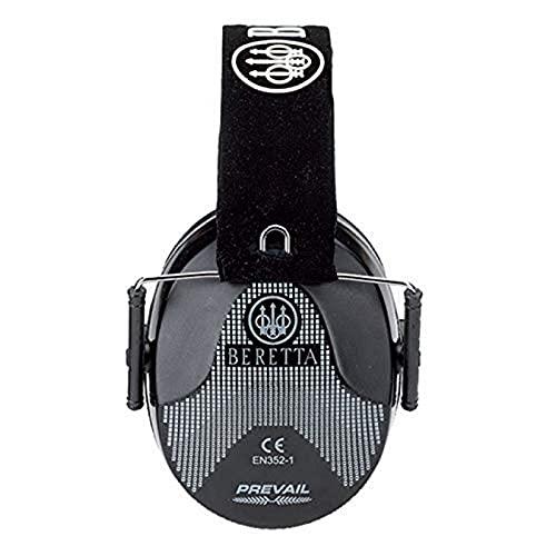 Beretta CF10-2-999 - Auriculares de caza, color Negro