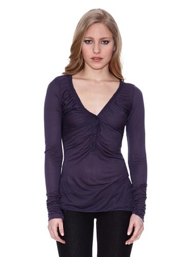 Miss Sixty Camiseta Granola Púrpura S
