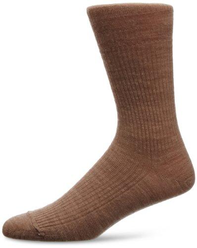 HJ Hall Extra breite Herren-Socken HJ190, Softop Gr. Large, hellbeige