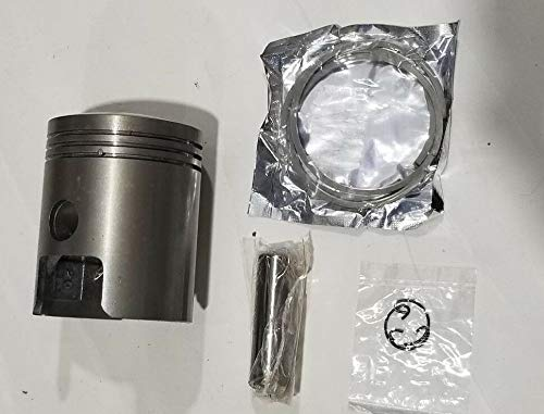 1 Pc of MZ ETZ 250 Piston Set 71.00 MM MZ ETZ 250/251 k20