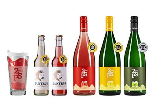 Schorle-Helden Weinschorle Probierpaket 6er